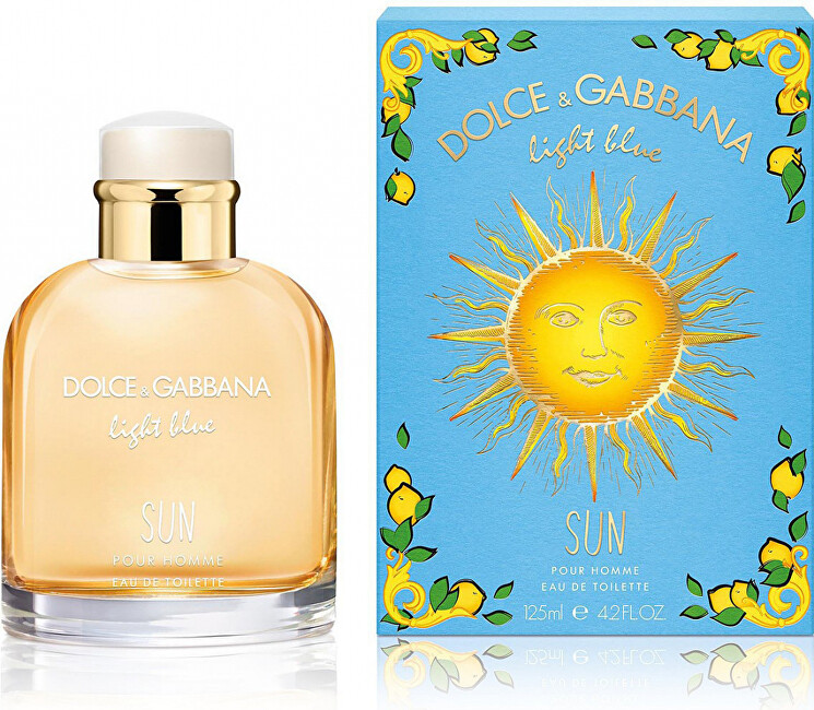 Dolce & Gabbana Light Blue Sun Pour Homme - EDT 75 ml