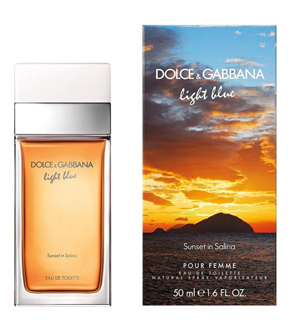 Dolce & Gabbana Light Blue Sunset In Salina - EDT 100 ml
