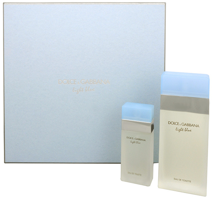 Dolce & Gabbana Light Blue - EDT 100 ml + EDT 25 ml