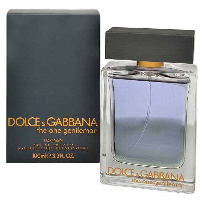 Dolce & Gabbana The One Gentleman For Men - EDT 100 ml