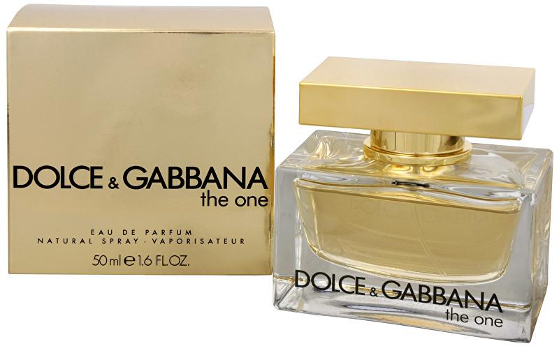 Dolce & Gabbana The One - EDP 50 ml