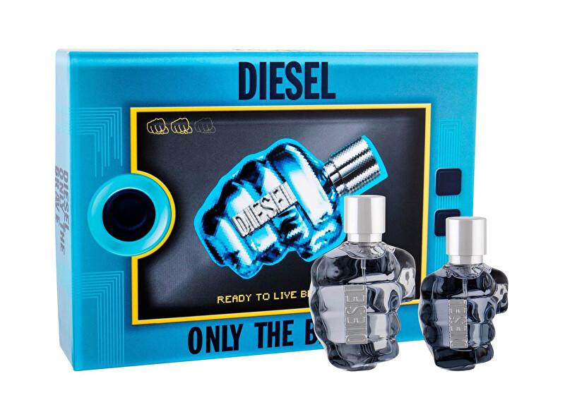 Diesel Only The Brave - EDT 75 ml + EDT 35 ml