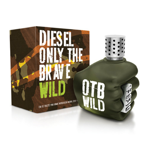 Diesel Only The Brave Wild - EDT 125 ml