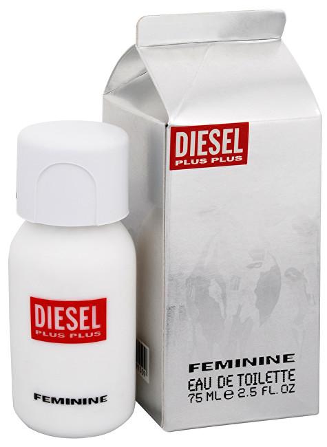 Diesel Plus Plus Feminine toaletná voda dámska 75 ml