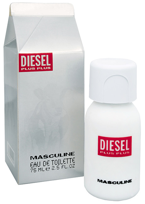 Diesel Plus Plus Masculine - EDT 1 ml - odstřik