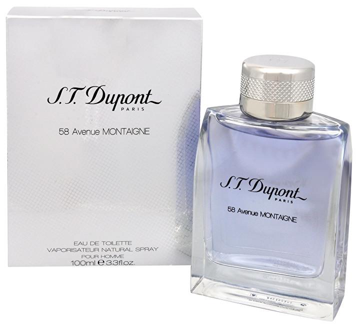 S.T. Dupont 58 Avenue Montaigne Pour Homme - EDT 30 ml