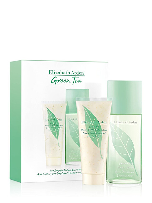 Elizabeth Arden Green Tea - EDP 100 ml + tělový krém 100 ml