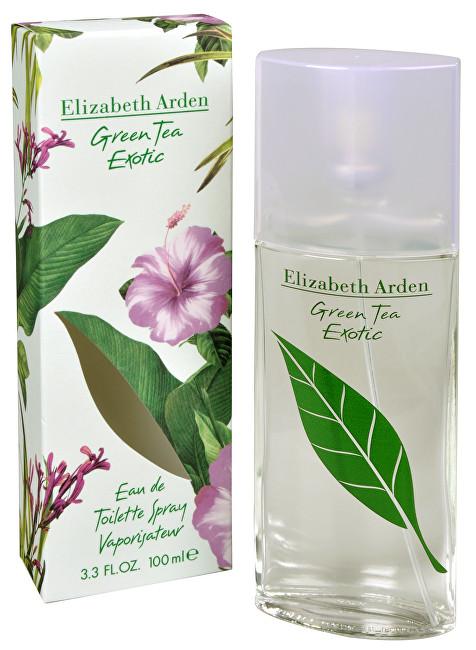 Elizabeth Arden Green Tea Exotic toaletná voda dámska 100 ml