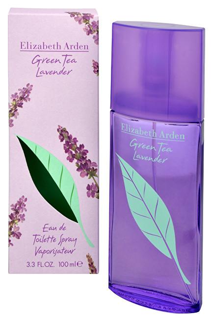 Elizabeth Arden Green Tea Lavender toaletná voda dámska 100 ml