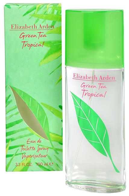 Elizabeth Arden Green Tea Tropical toaletná voda dámska 100 ml