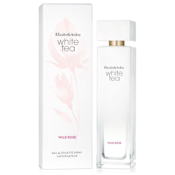 Elizabeth Arden White Tea Wild Rose Toaletná voda dámska 50 ml