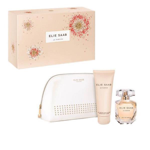 Elie Saab Le Parfum - EDP 50 ml + tělové mléko 75 ml + dárková taštička