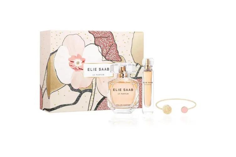 Elie Saab Le Parfum - EDP 90 ml + EDP 10 ml + náramek