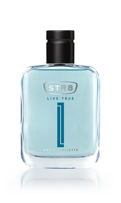 Str8 Live True toaletná voda pánska 100 ml