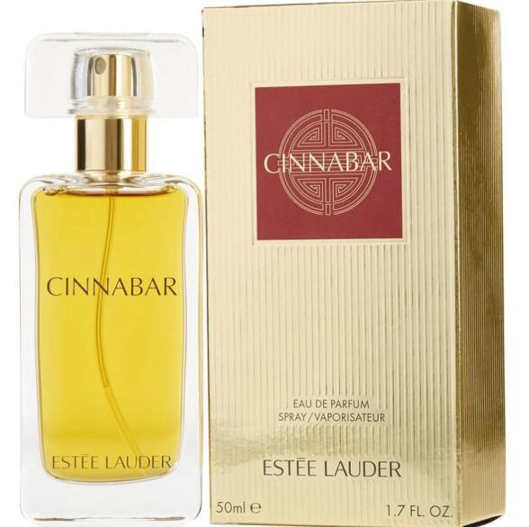 Estée Lauder Cinnabar parfumovaná voda dámska 50 ml