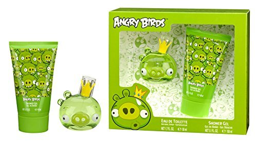 EP Line Angry Birds King Pig - E DT 50 ml + sprchový gél 150 ml