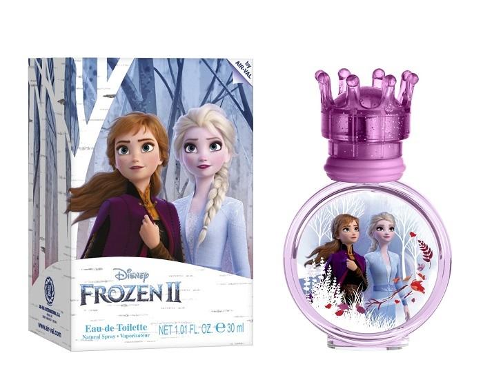 EP Line Disney Frozen II toaletná voda detská 30 ml