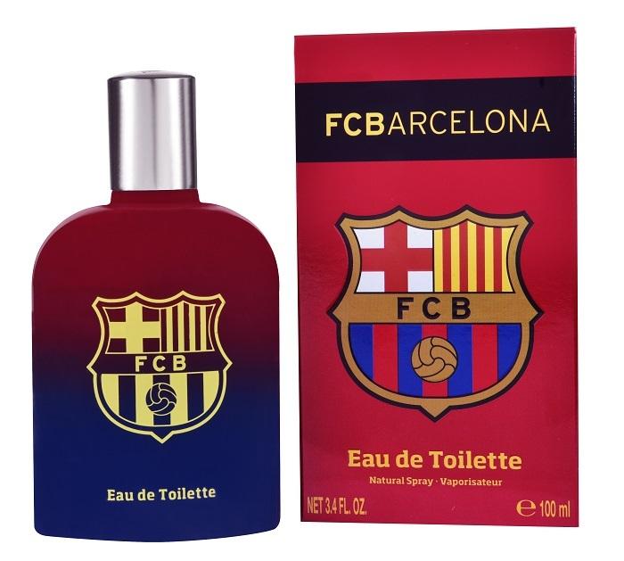 EP Line FC Barcelona Black toaletná voda pánska 100 ml