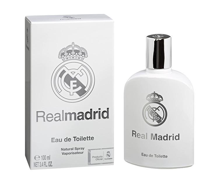 EP Line Real Madrid toaletná voda pánska 100 ml