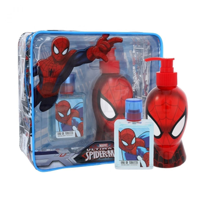 EP Line Spiderman - EDT 50 ml + sprchový gel 250 ml