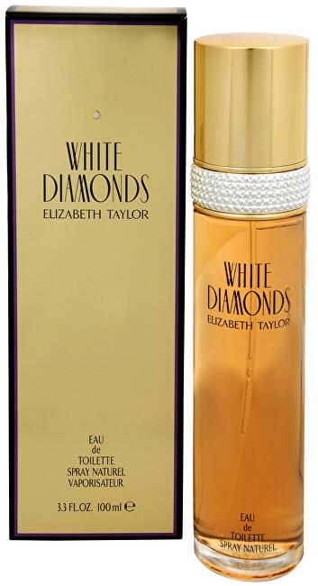 Elizabeth Taylor White Diamonds - EDT 100 ml