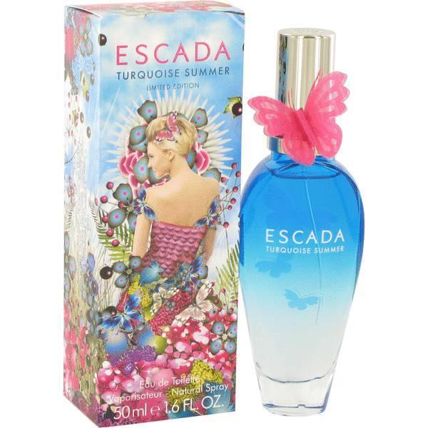 Escada Turquoise Summer toaletná voda dámska 50 ml