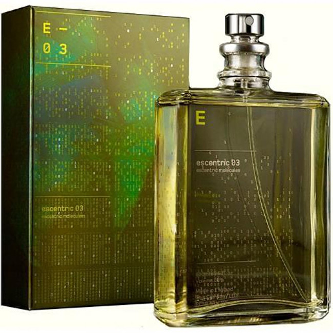 Escentric Molecules Escentric 03 - EDT 100 ml