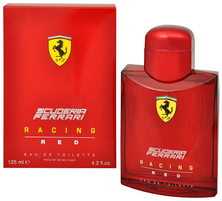 Ferrari Scuderia Racing Red 125 ml