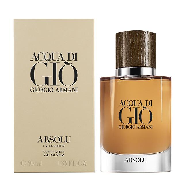 Armani Acqua Di Gio Absolu - EDP 1 ml - odstřik