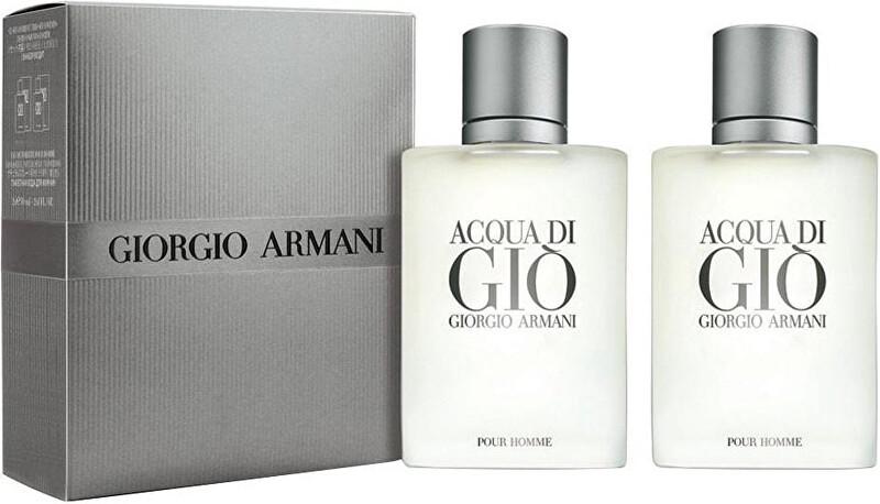 Armani Acqua Di Gio Pour Homme - EDT 30 ml + EDT 30 ml