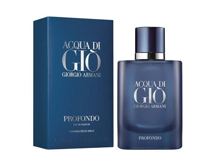 Giorgio Armani Acqua di Gioia Profondo parfumovaná voda pánska 40 ml
