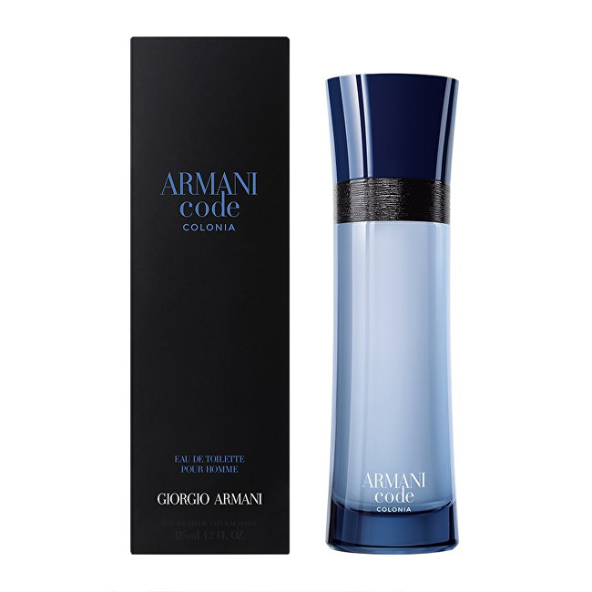 Armani Code Colonia - EDT 75 ml