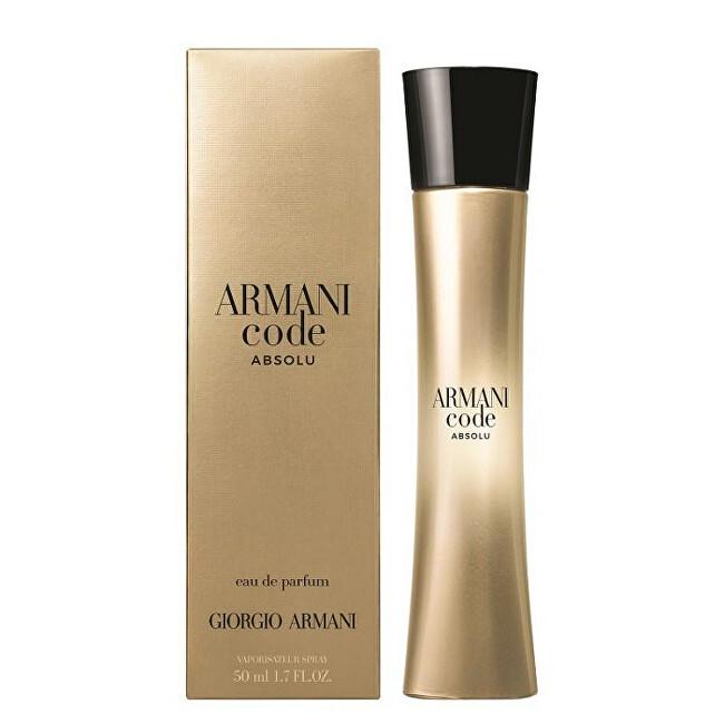 Giorgio Armani Code Absolu parfumovaná voda dámska 50 ml