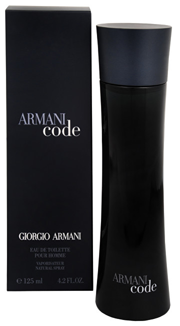 Armani Code For Men - EDT 200 ml