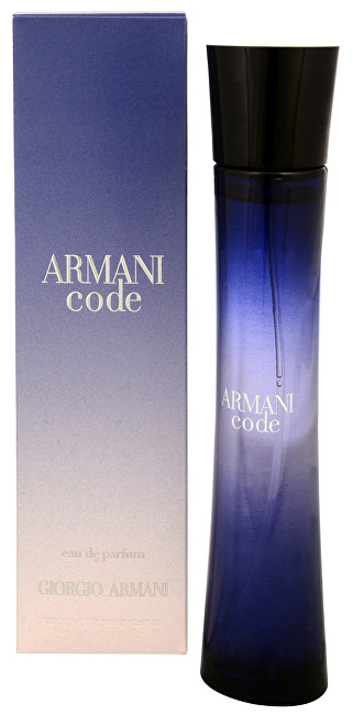 Armani Code For Women - EDP 75 ml