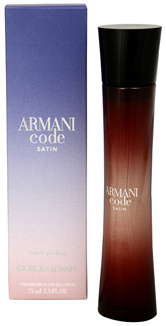 Armani Code Satin - EDP 75 ml
