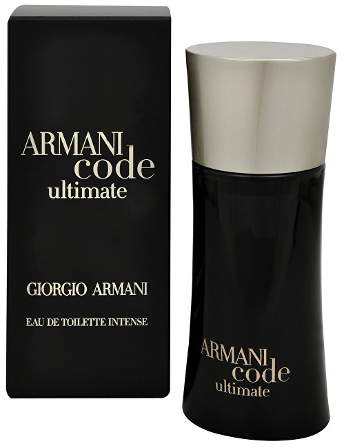 Armani Code Ultimate - EDT 75 ml