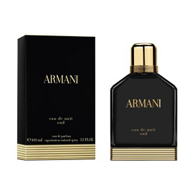 Giorgio Armani Eau de Nuit Oud parfumovaná voda pánska 50 ml