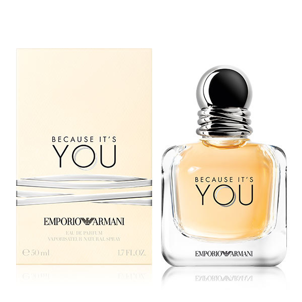 Armani Emporio Armani Because It's You - EDP 150 ml