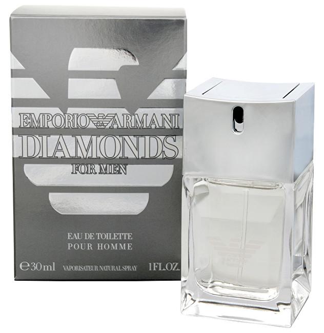 Giorgio Armani Emporio Diamonds toaletná voda pánska 50 ml