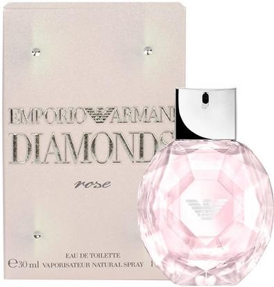 Armani Emporio Armani Diamonds Rose - EDT 50 ml