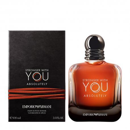 Armani Emporio Armani Stronger With You Absolutely - EDP 100 ml