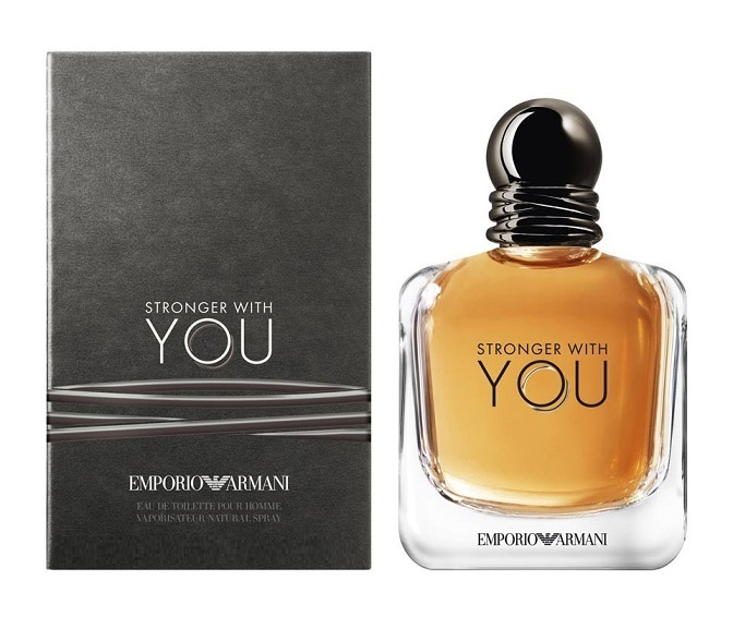 Giorgio Armani Stronger With You toaletná voda pánska 100 ml