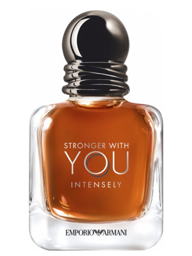 Giorgio Armani Emporio Stronger with You Intensely parfumovaná voda voda pánska 100 ml