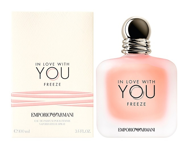 Armani Emporio Armani In Love With You Freeze - EDP 100 ml