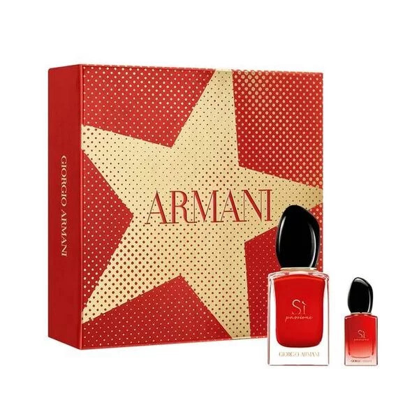 Armani Sì Passione - EDP 30 ml + EDP 7 ml