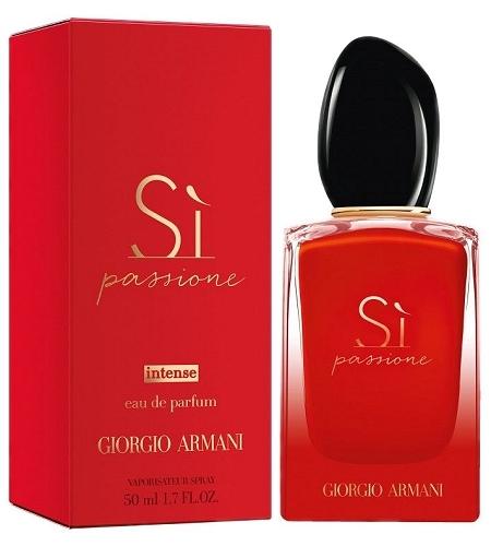 Giorgio Armani S? Passione Intense parfumovaná voda dámska 30 ml
