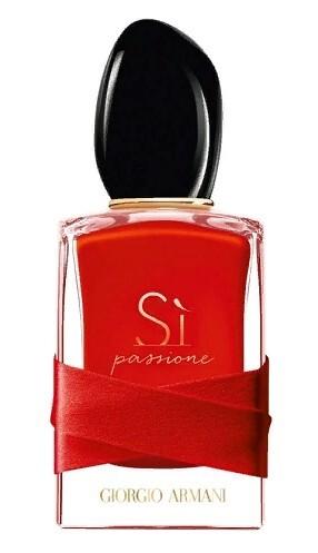 Giorgio Armani Si Passione Red Maestro parfumovaná voda dámska 100 ml