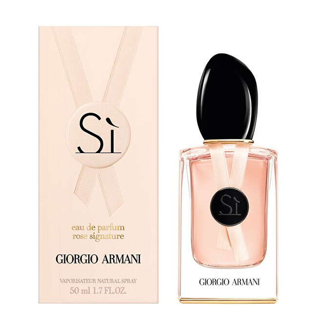 Armani Si Rose Signature 2017 - EDP 100 ml