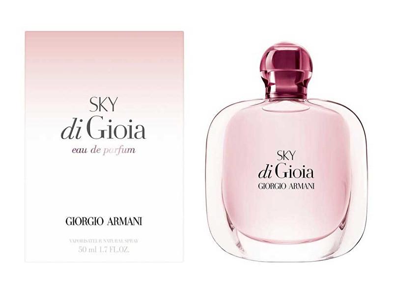 Giorgio Armani Sky di Gioia Parfumovaná voda dámska 30 ml